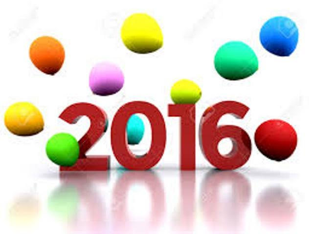 Comece o ano com muito boas intenções e, claro, fazendo a sua parte
