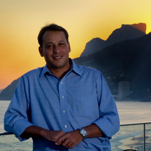 Antônio Pedro Figueira de Mello: lançamento do Visit.Rio é na segunda / Foto: divulgação