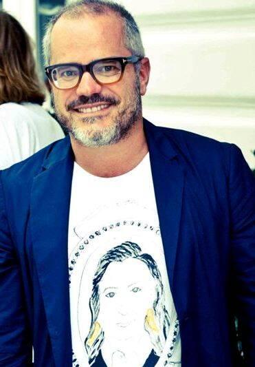 """Giovanni Bianco: ainda tem lugar para interessados em fazer o curso """"Fashion Image"""", na Laje com o diretor criativo / Foto: Bruno Ryfer (arquivo Site Lu Lacerda)"""