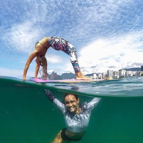 """Uma das fotos de Bruno Bezerra, que vai abrir a exposição """"Cores da Água"""" em Ipanema / Foto: Bruno Bezerra"""