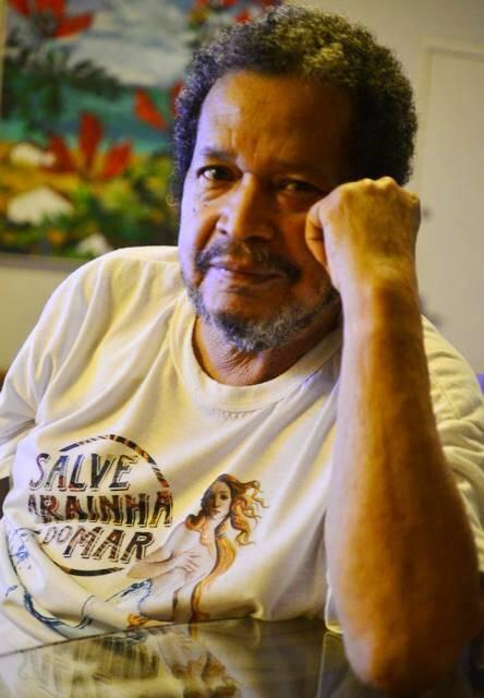 Walter Firmo: já de volta ao seu apartamento, em Copacabana, depois da internação no Miguel Couto / Foto: Duda Firmo