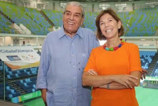 Carlos Carvalho e Maria Lucia