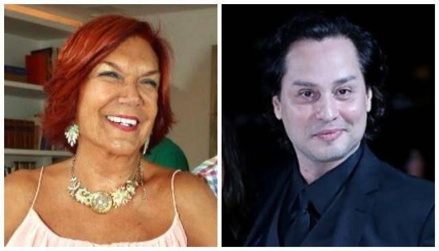 Carmen D'Alessio e Maurício Branco: discordâncias contratuais entre retratada e diretor