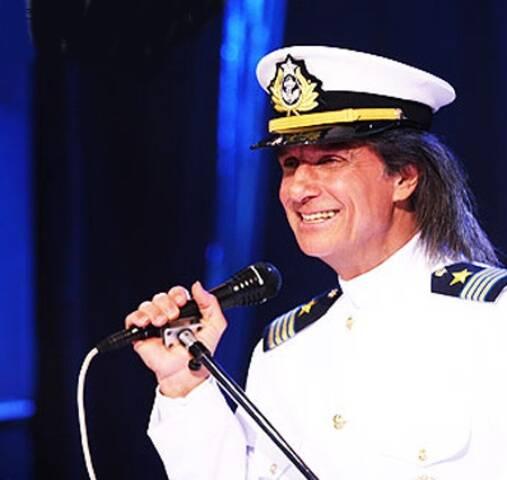Projeto Emoções de Roberto Carlos: este é o último em alto-mar / Foto: divulgação