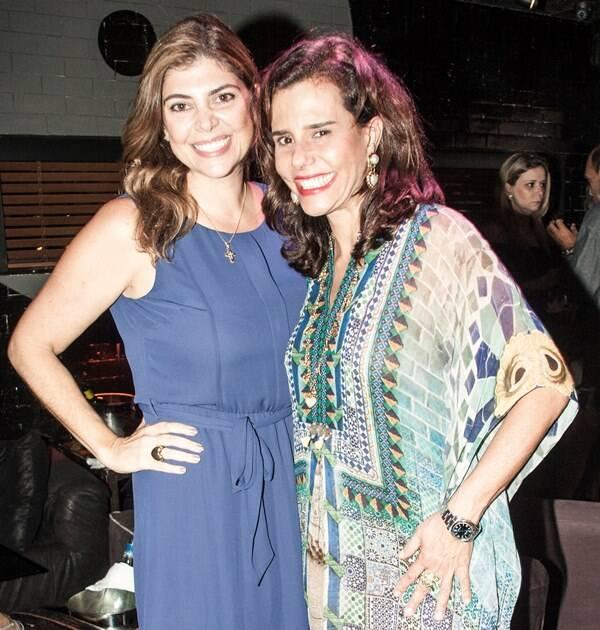 Georgia Keppke e Narcisa Tamborindeguy foto Veronica Pontes