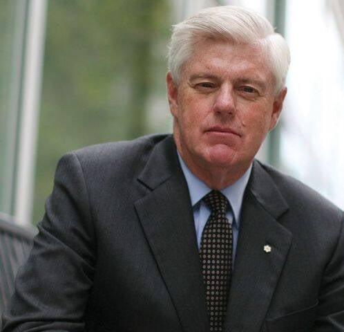 John Manley foi vice primeiro-ministro do Canadá por três mandatos e ministro das Finanças, Indústria e Relações Internacionais / Foto: Dave Chan