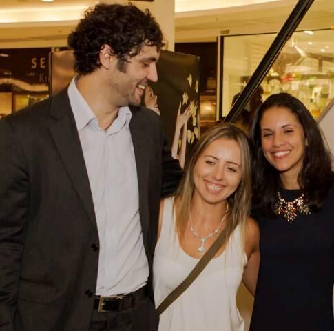 Rene Perol, Monica Kolanian, Renata Rodrigues e Janjao Garcia_foto Emiliano Kore