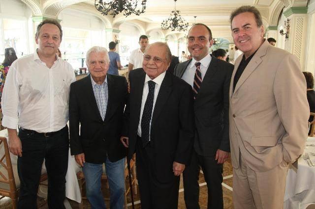 Rossano Fiorelli, Pietro Novelino, Ivo Pitangy, Antonio Paulo Pitanguy Müller, Ricardo Cavalcanti (1)