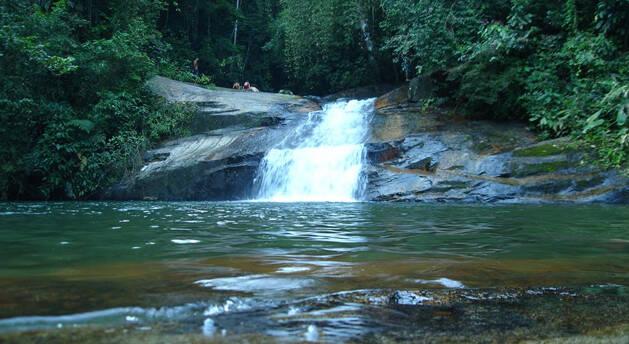 Cachoeira do Horto: homem morreu no local, fiquem atentos / Foto: Wikipedia