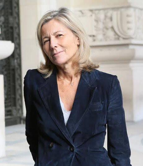 Claire Chazal: a jornalista que por 25 anos apresentou, sempre nos finais de semana, o jornal da TF1, sucesso em Paraty