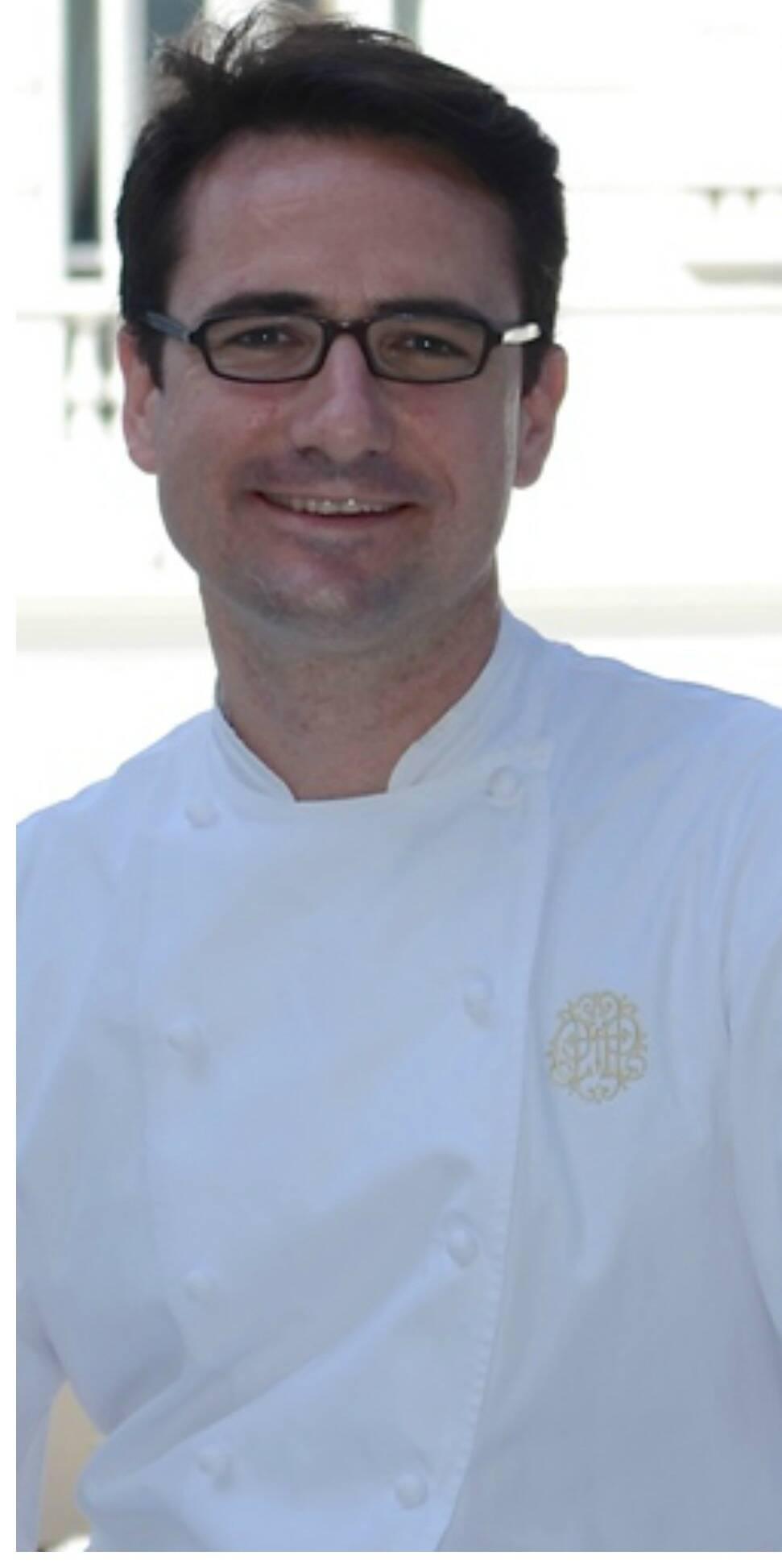 Pierre-Olivier Petit: chef executivo do Copacabana Palace vai embora para Portugal / Foto: arquivo Site Lu Lacerda
