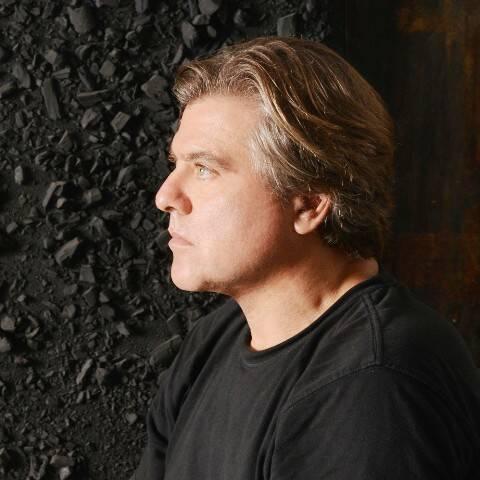 Dudu Garcia: o artista plástico comemora 15 anos de carreira / Foto: divulgação