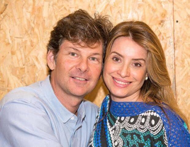 Fabianna Renout e José Carlos Kruel (o Caúco): vida já começa com 5 filhos