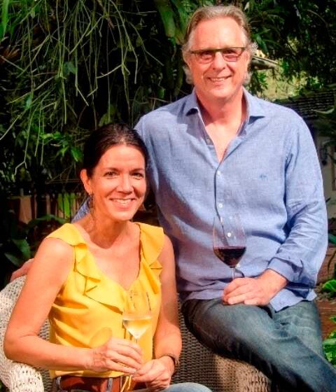 Fátima e Luiz, donos do Quinta: casal vai passar a atender os clientes também à noite/ Foto: Sergio Pagano