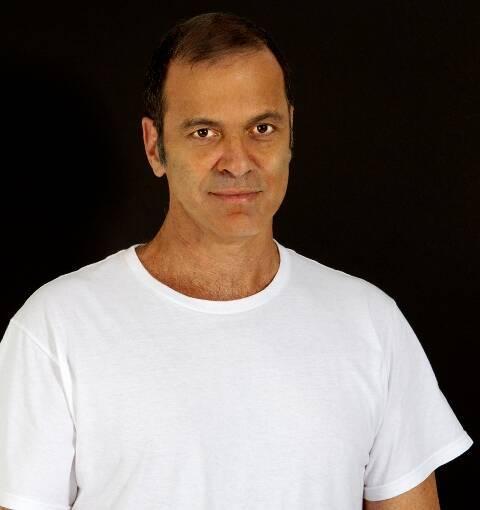 """Aloisio de Abreu: depois da adaptação da peça """"Cinco Homens e um Segredo"""", o artista quer voltar aos palcos / Foto: divulgação"""