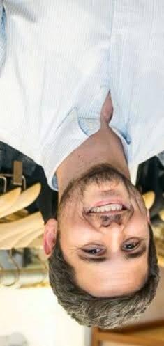 Rony Meisler: dono da marca Reserva - ação, com tudo de cabeça pra baixo chamou atenção em Ipanema / Foto: Murillo Tinoco (arquivo Site Lu Lacerda)
