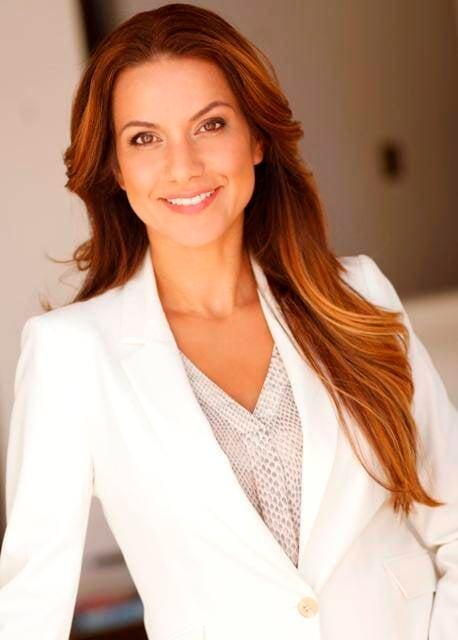 Mina Nercessian: carioca que fez carreira de atriz nos EUA começa a filmar comédia no Rio / Foto: divulgação