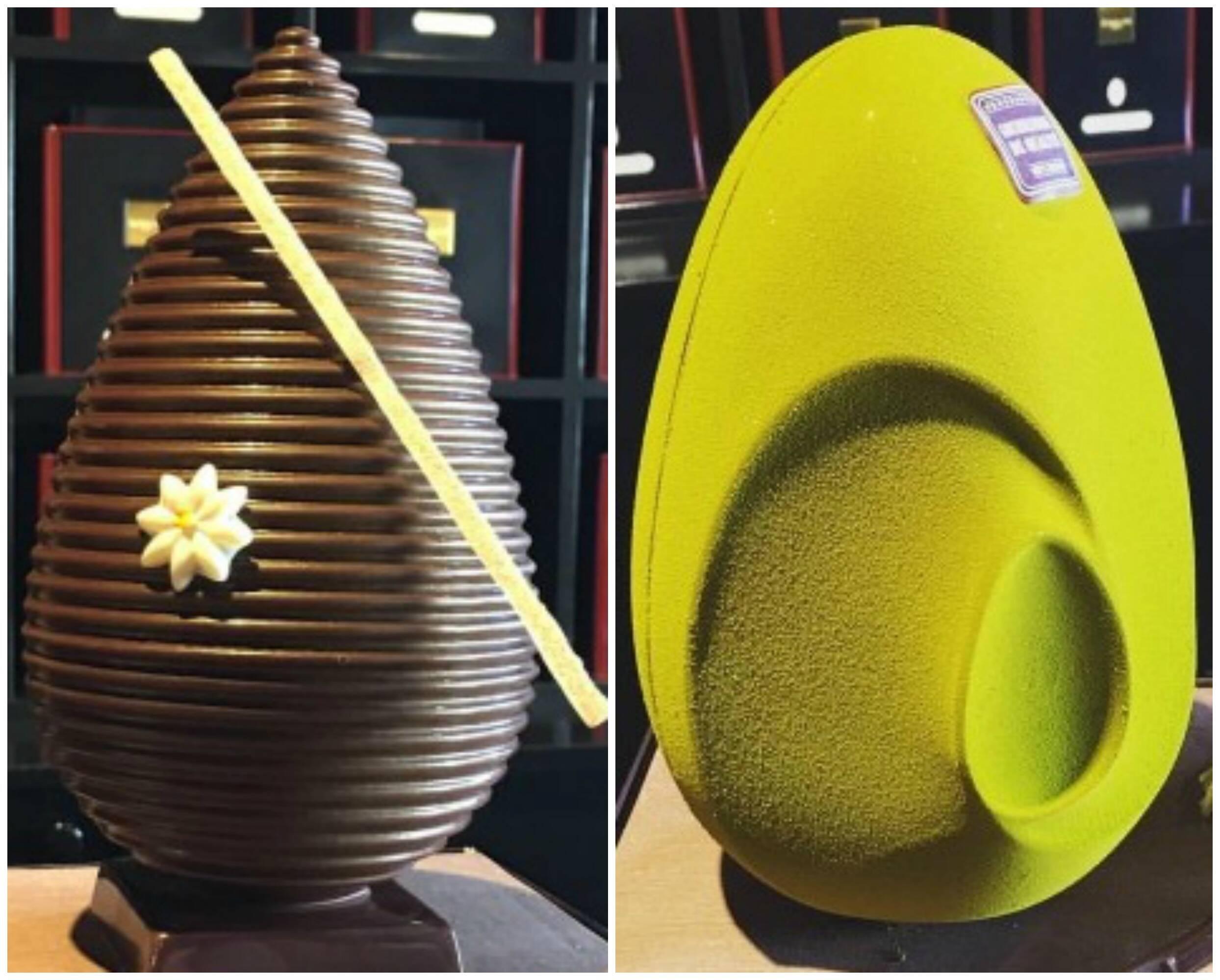 Os chocolates suíços da fábrica Verbier: se a opção for o produto nacional, os mais saudáveis são os que têm