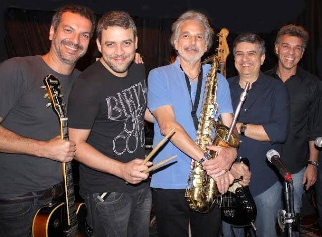 Raul Mascarenhas: o saxofonista com o grupo Conexão Rio; músicos se apresentam no próximo fim de semana / Foto: divulgação
