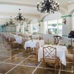 O restaurante Pérgula, do Copacabana Palace / Foto: Isac Pena