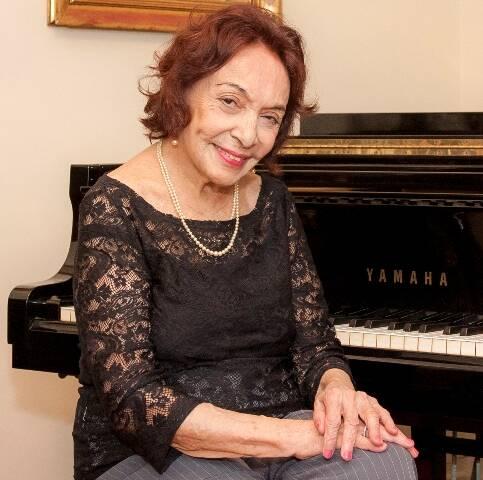 Maria Josephina Mignone: pianista abre, nesta quarta-feira (09/03), as Quartas Clássicas do BNDES / Foto: divulgação