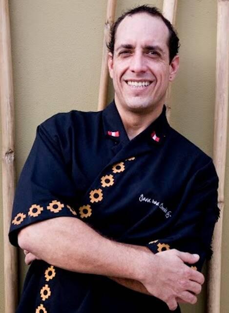 Janna VAn Oordt: o chef peruano abre, nesta quarta, seu primeiro restaurante no Brasil / Foto: divulgação