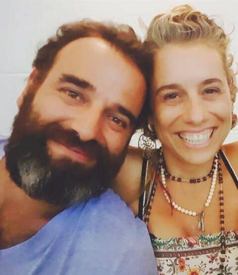 Joana Almeida Braga e Antony Chandler: a psicóloga carioca e o arquiteto americano se casam em julho, em Vermont