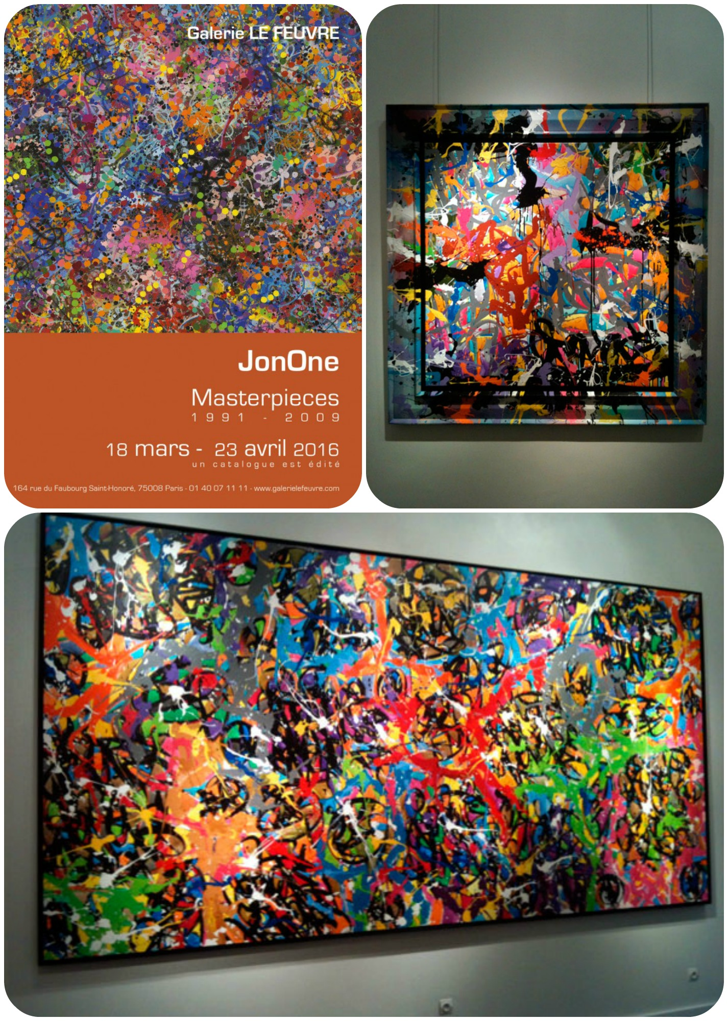 JonOne collage Certa