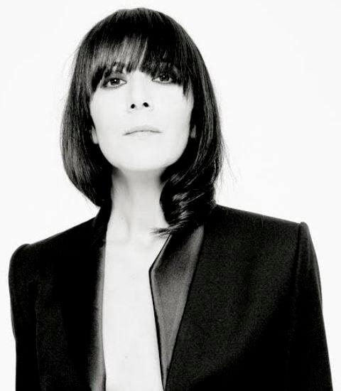 Bouchra Jarrar (ex-Balenciaga e Lacroix): nova criativa da Lanvin, no posto que foi de Alber Elbaz / Foto: reprodução site espanhol