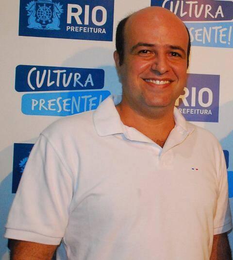 Robson Sanchez: novo gestor do Ziembinski promete programação teatral com mais inclusão / Foto: divulgação