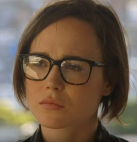A atriz e cineasta Ellen Page: entrevista feita com Bolsonaro gera revolta na comunidade gay / Foto: reprodução da internet