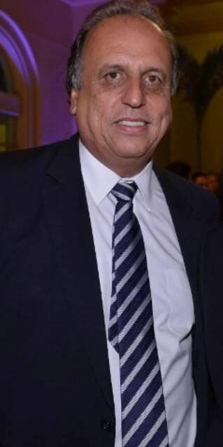 Pezão: Luiz Fernando Pezão: o governador do Rio tem um linfoma ósseo (não-Hodgkin) na coluna / Foto: Paulo Jabur - arquivo Site Lu Lacerda