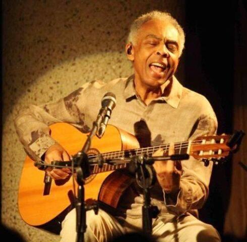 O cantor Gilberto Gil ficou 13 dias internado em São Paulo, no Sírio-Libanês / Foto: IG