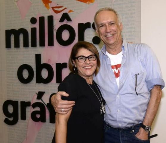 Beth Pessoa e Edgar Moura