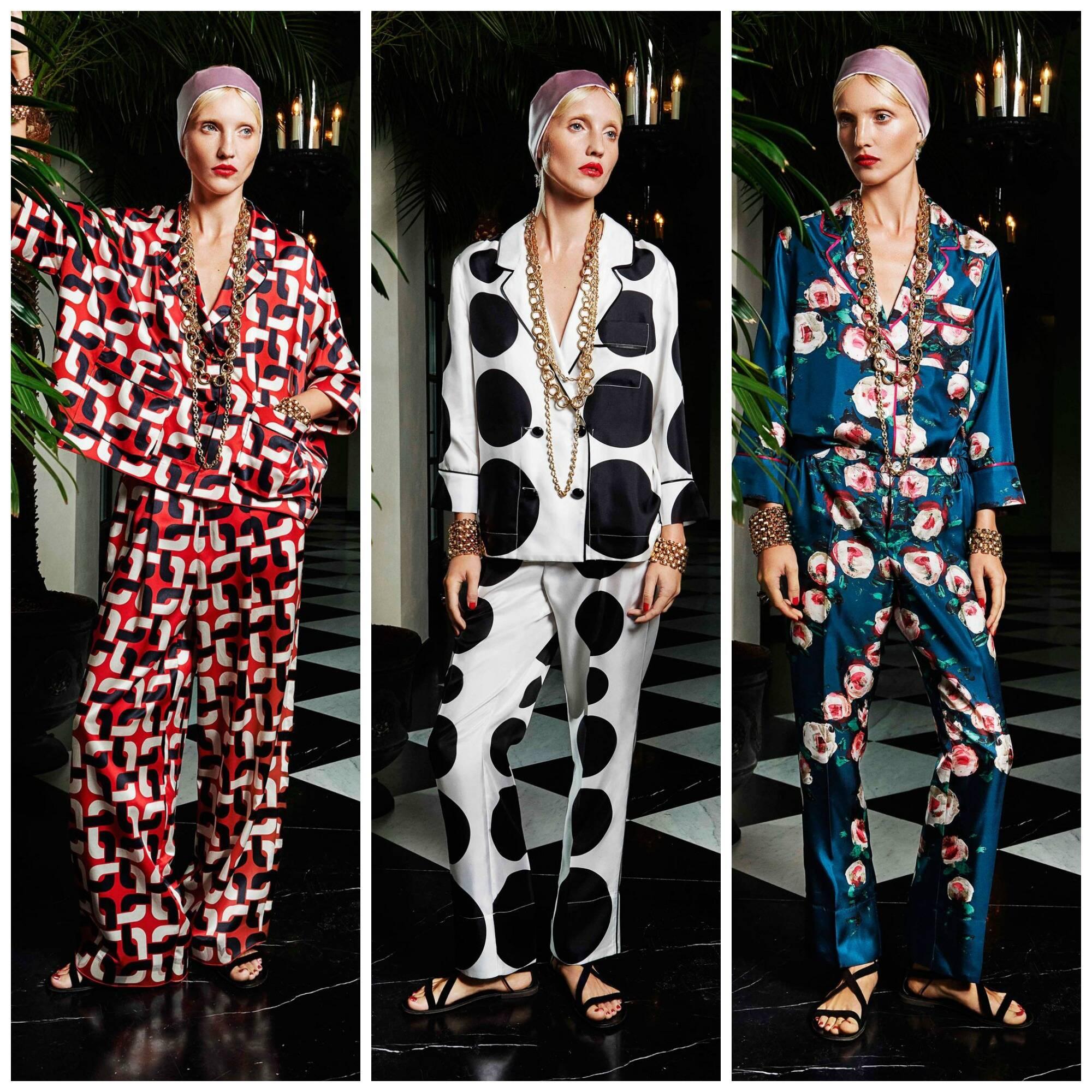 coleção de pijamas da marca Restless for Sleepers