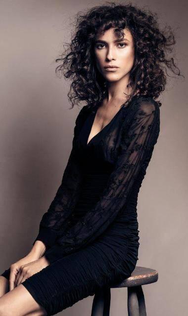 Camila Ribeiro: a modelo já marca presença na São Paulo Fashion Week desde esta segunda-feira, primeiro dia / Foto: Jr. Franch