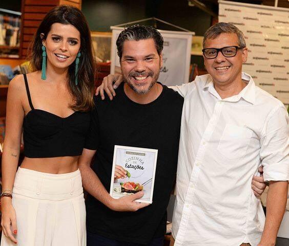 Liza Canha Pedro Artagão e Ronaldo Canha