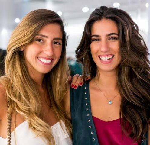 Luiza d'Angelo, Luiza Sobral: duas das trinta participantes de evento no Shopping Leblon / Foto: divulgação