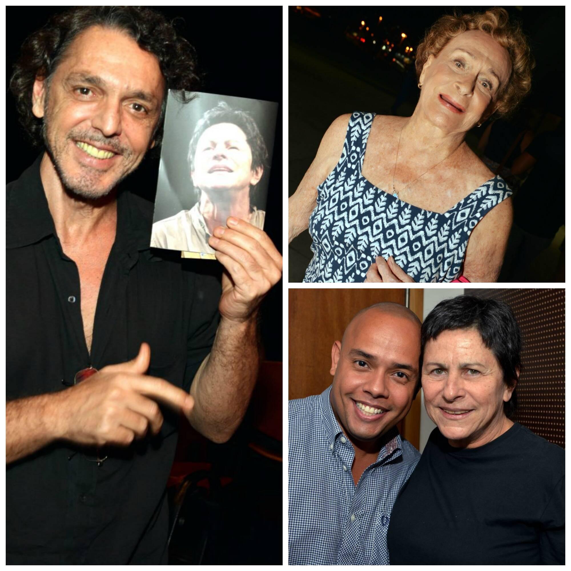 No sentido horário: Guilherme Leme; Tatiana Leskova; Robson Outeiro e Denise Weinberg/ Fotos: Cristina Granato