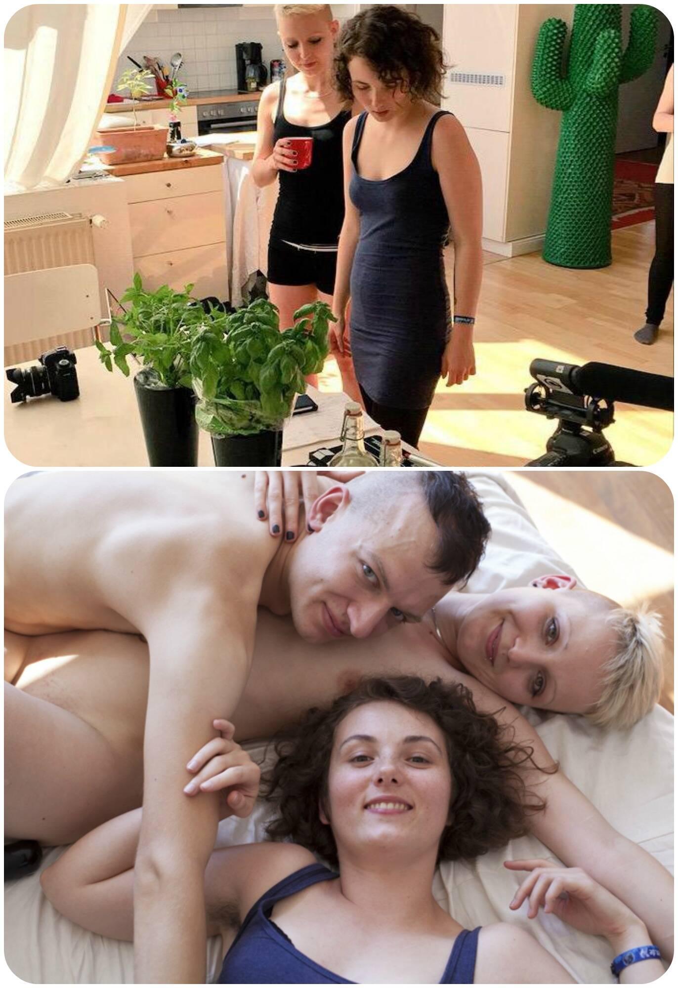 Lucie Bluch, diretora e atriz de filme pornô, é o novo destaque no pornô feminino, que ganhou audiência internacional com a maneira como os seus filmes são produzidos