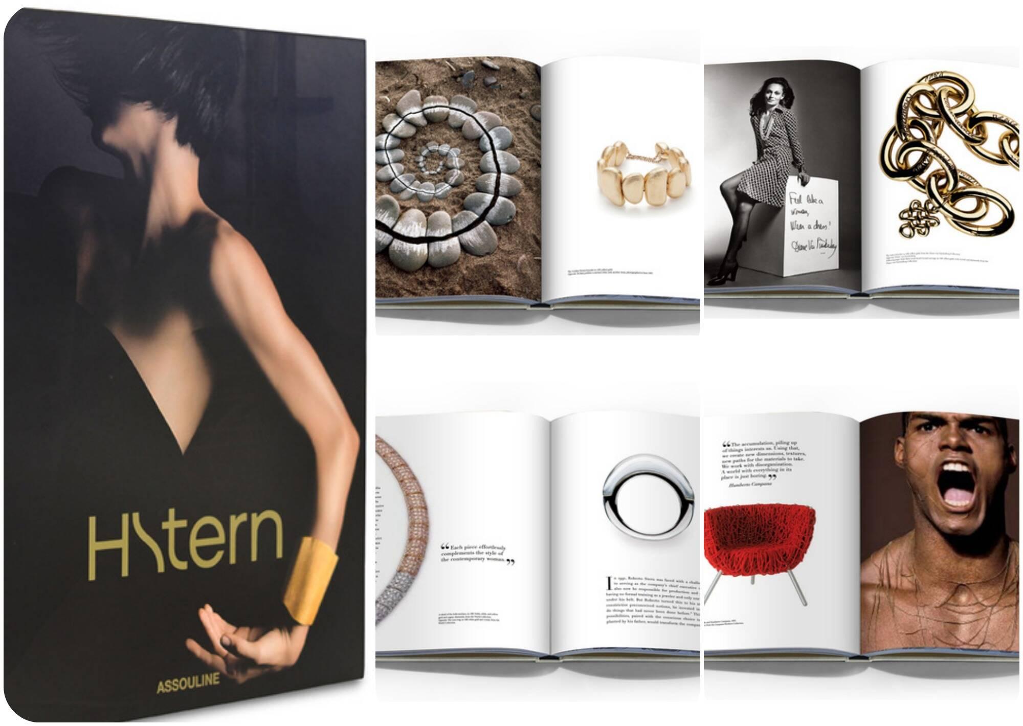 Livro da H. Stern em homenagem aos 70 anos da joalheria brasileira é lançado em Paris