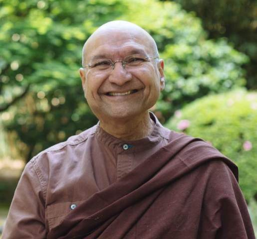 O monge Segyu Rinpoche fundou, em 2003, nos EUA, a Fundação Juniper, destinada a promover a meditação, que ele quer trazer para o Rio / Foto: reprodução da internet