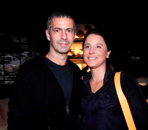 Adriana e Romeo Trussardi