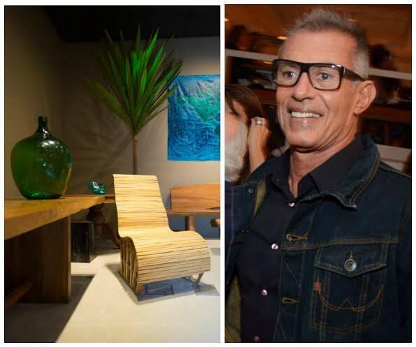 Afranio Cunha inaugura loja com tudo vindo do Oriente - arquitetos adoraram