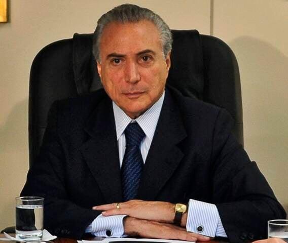 O presidente em exercício Michel Temer também ficou indignado com o estrupo acontecido no Rio / Foto: Agência Brasil