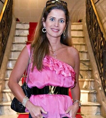 Cláudia Cruz: jornalista não se manifestou sobre afastamento do marido, Eduardo Cunha / Foto: Bruno Ryfer