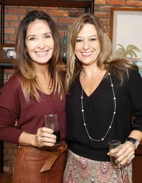 Claudia e Tiane