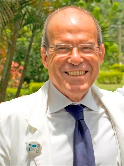 O psiquiatra Jorge Jaber: curso para advogados entenderem melhor o problema da dependência química começa esta quarta-feira / Foto: divulgação