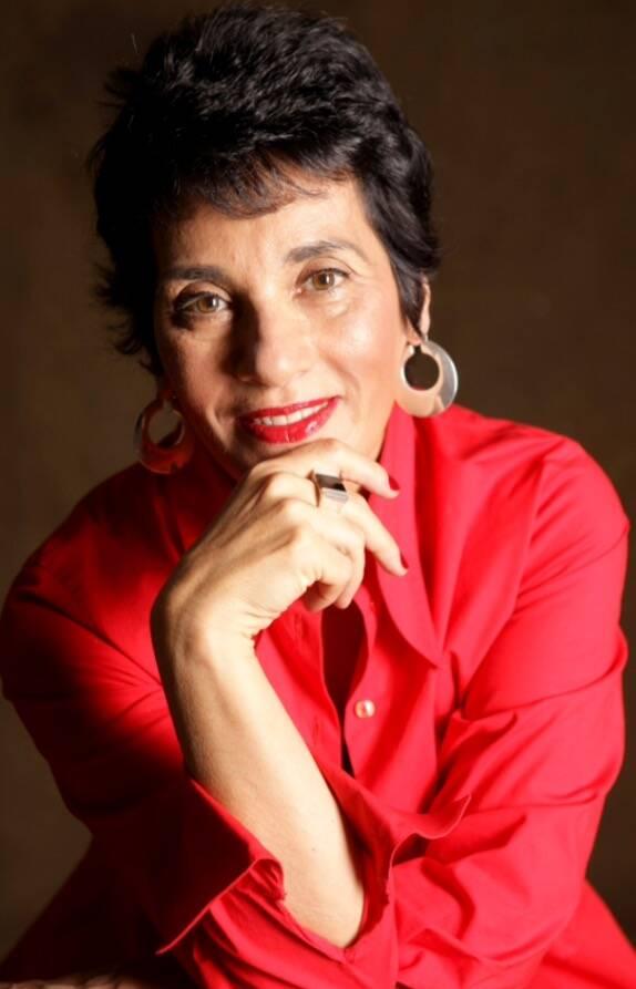 Betty Milan, escritora e psicanalista que já trabalhou com o francês Jacques Lacan. / Foto: Divulgação