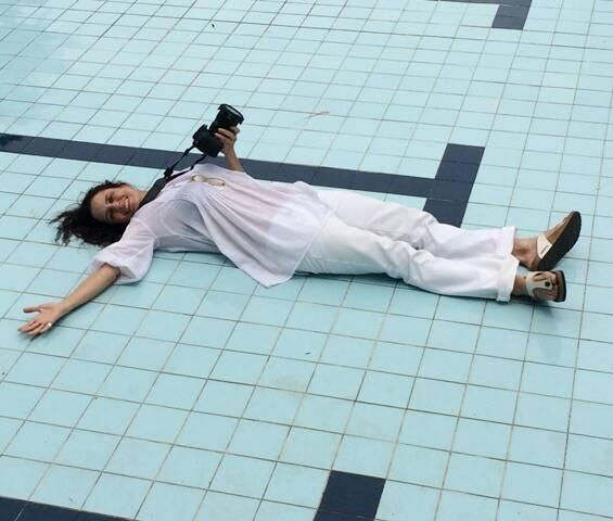 Maritza Caneca não para: mais um trabalho na ponte aérea Rio-Miami / Foto: divulgação